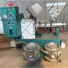 6YL-150 Big Capacity Groundnut /Coconut /Black seed /Sesame Oil Press Making Machine