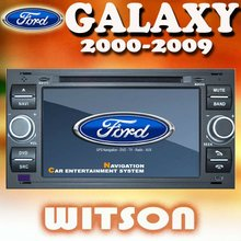 WITSON touch screen car dvd player FORD GALAXY with Steering Wheel Control