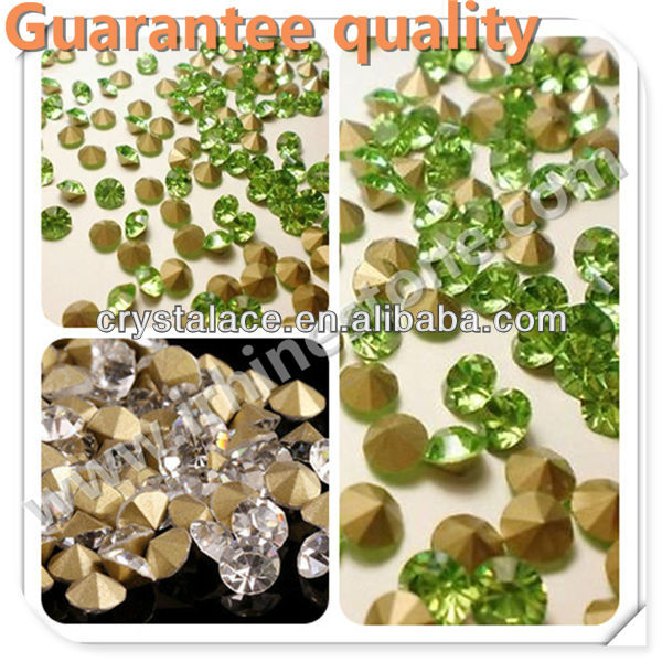 Hot Sale High Quality Crystal Chaton For Jewelley Decoration
