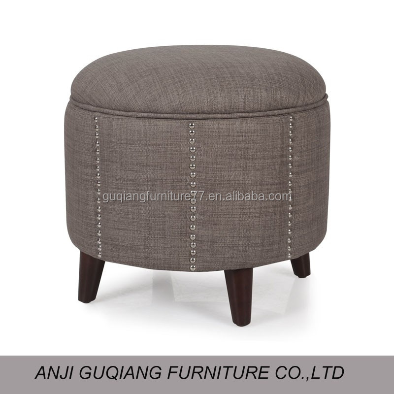 Contemporáneo Almacenamiento Ronda Tufted Muebles Otomana Modelo ...