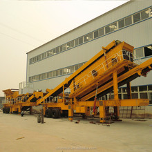Hot Selling Small Mobile Crusher Plant for Sale