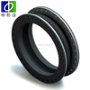 high flexble single bellow rubber expansion joints