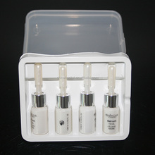 Plastic cosmetic box with low cost for makeup kit set box cosmetics box makeup