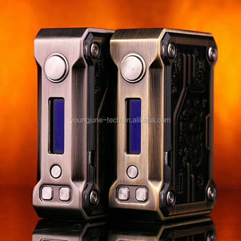 Newest arrival vape hardware Punk 220W comes with high end design but cheap price by Tesla