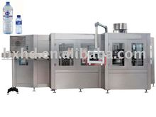 Pure water and mineral water bottling machine
