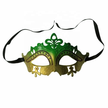 Funny Mardi Gras Theme Party Eye Masquerade Mask