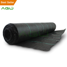 Weed barrier around fruit trees PP Woven Weed Mat for Supress Weeds