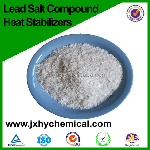 Lead Complex Heat Stabilizer JINAGXI HONGYUAN CHEMICAL & INDUSTRIAL CO., LTD.