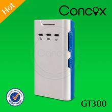 Concox GT300 gps tracker for personal items with SOS two-way communications for emergency