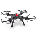 2.4g big RC fpv quadcopter selfie drone with camera video transmitter