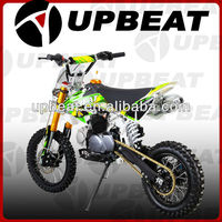 upbeat motorcycle 125cc dirt bike with lifan engine upside down fork