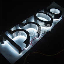 LED Light Channel Letter Number Sign Made In China