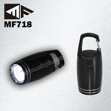 6 LED Long Working Time With Aluminum Portable Mini Led Torch