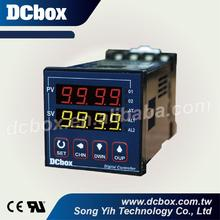 Din Rail Mounting 4 Digital PID Temperature Meter Controller
