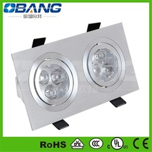 led rectangular downlight upplysning,belysning OB-ceiling88029