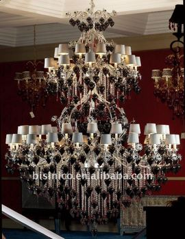 Luxury crystal chandelier,residential lighting,pendent lamp(BF02-50306)