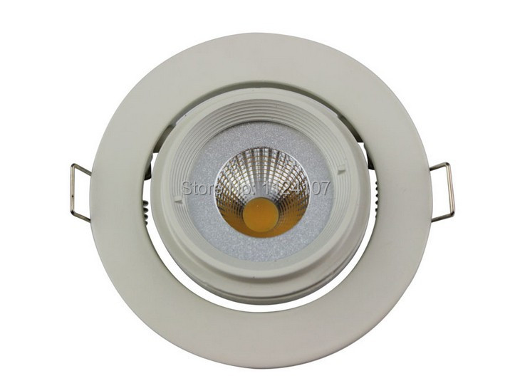 High power light source, Integrated chip AC85-265V COB 5W LED down light High CRI,Brighter,Long lasting, 2-year warranty T858805