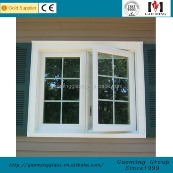 Aluminium window frame and glass for all kind of commercial building and residential house