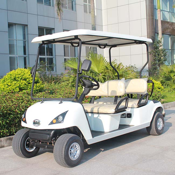 4 Seats cheap electric golf carts for sale with CE certificate DG-C4(China)