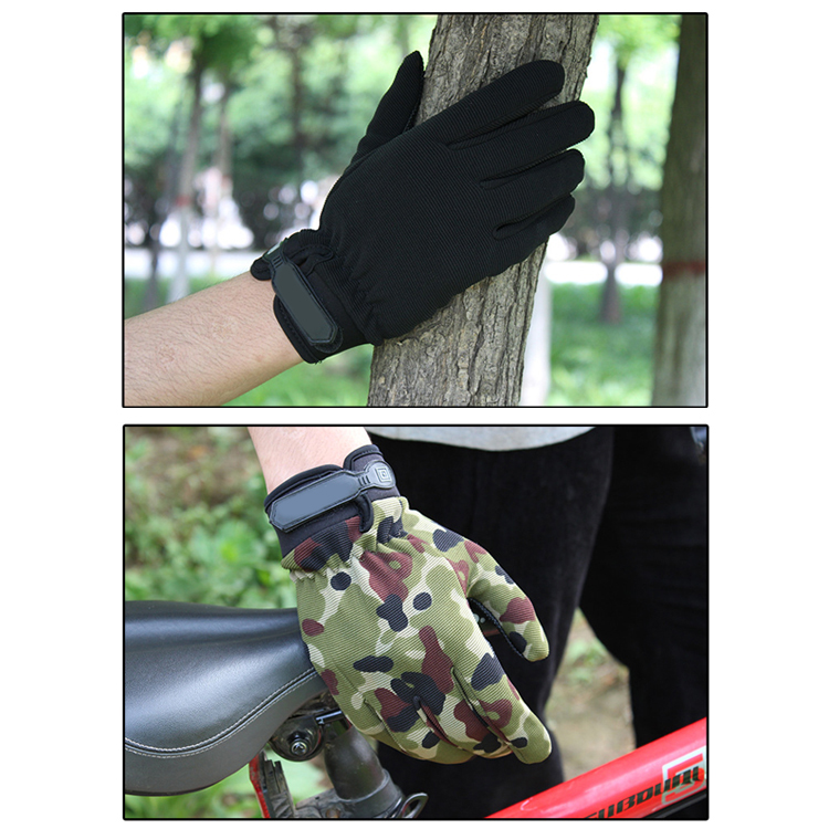 Work Gloves Outdoor Winter Sports Gloves Warm Fingers cycling/motorcycle/driving gloves