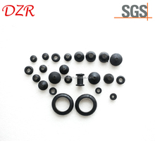 Top sale 90 degree angle ceiling clear rubber plugs rubber grommet