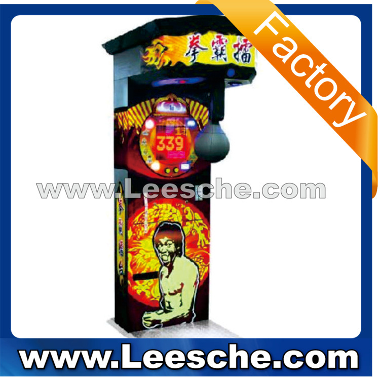 LSJQ-335 Dragon Punch boxing game machine in coin operated game for center game SY0331