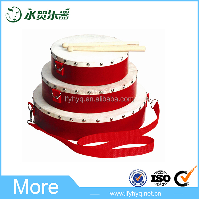 educational toys mini marching drum teaching aid musical percussion