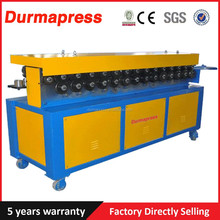 Wholesale price Ventilation system T-12 TDC flange roll forming machine with best quality