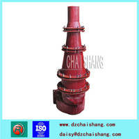 new condition and free samples mud slurry sand separator hydrocyclone desander