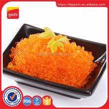 Gold supplier Japan sushi dried frozen flying fish roe tobiko
