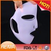 RENJIA realistic mask female rubber facial mask silicone most realistic female mask