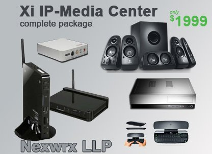Xi IP Media Center