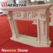 Newstar promotional marble stone portable fireplace