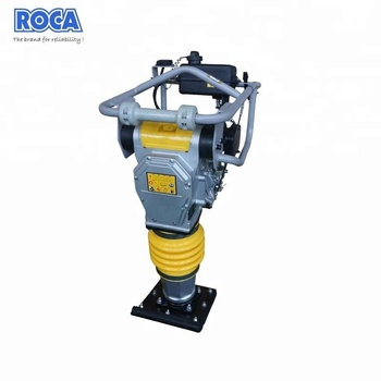 Good quality EPA Economical Compactor Electric soil Tamping Rammer