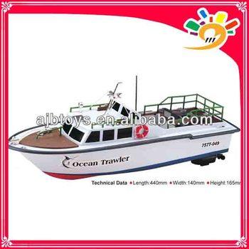 Fishing boat rc ocean trawler fishing boat for sale buy for Rc fishing boat for sale