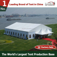 Aluminum clear span large wedding tent for sale