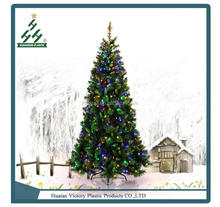 artificial led light christmas trees for sale on line HS-M210-1198-SMXM-L