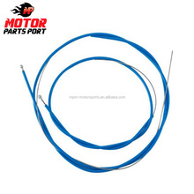 Wholesale custom motorcycle hand brake cables for Honda