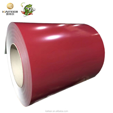 Yellow RAL 1016 / RAL 1018 PPGI Coil, Prepainted Galvanized Steel Coil