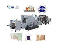 CE- Model SBR460 Paper carry Bag making Machine