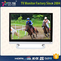 Small double glass cheap price 15 17 19 22 24 inch led tv in market
