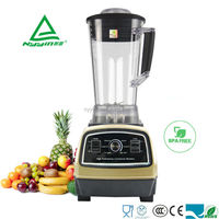 Convenient juice grinder home kitchen appliance/ top rated colorful PC jug mixer
