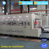 Printer slotter die cutter machine automatic 5 layer corrugated cardboard production line