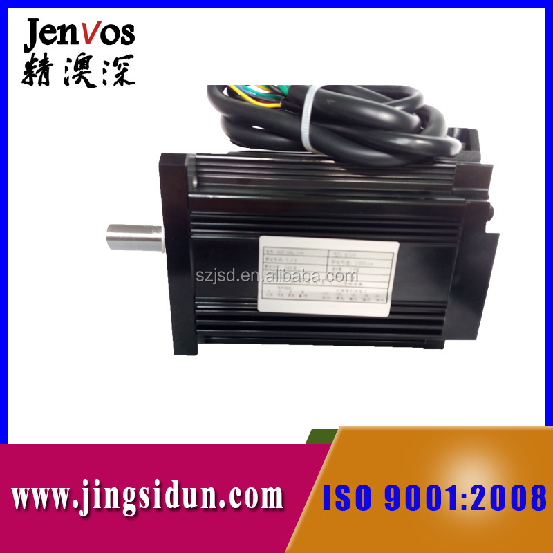 Best price 80 series 310VDC 600W permanent magnet Bruless DC motor