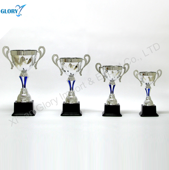 Custom Plastic Wholesale Sliver Trophy Cup