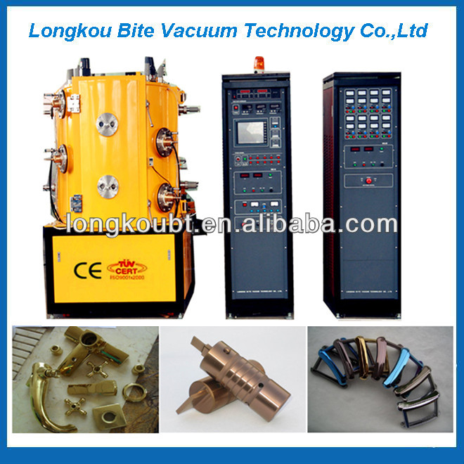 watch coating pvd machine/pvd coating dlc watch titanium coating machine