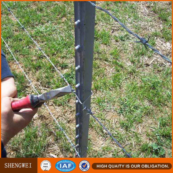 Metal T Post heavy duty metal t post with q235 material - buy fence post