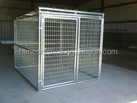 Unique Dog Kennel made of Stainless Steel wire mesh