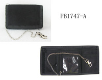 China Supplier Leather Purse Fashion Design Wallet Leather Purses With Chain