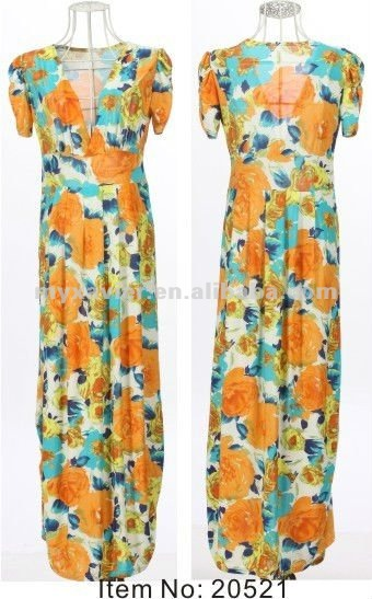 US$6.5 only! Fashion maxi dress from China, women dresses, clothes women (20521)